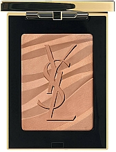 Kup Bronzer w kompakcie - Yves Saint Laurent Les Sahariennes Bronzing Stones
