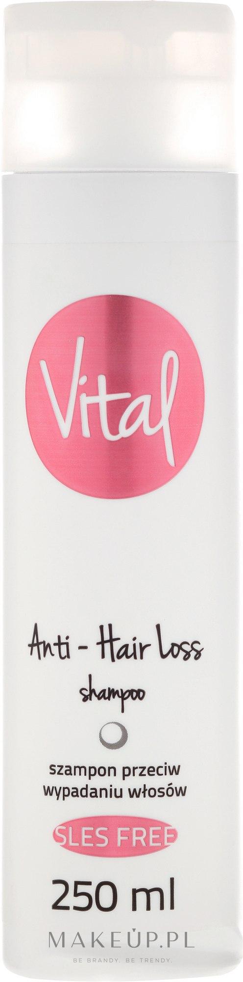 Szampon do włosów - Stapiz Vital Anti Hair Loss Shampoo — фото 250 ml