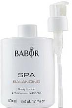 Balansujący balsam do ciała - Babor SPA Balancing Body Lotion — фото N4