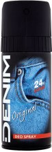 Kup Denim Original - Perfumowany dezodorant z atomizerem