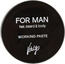 Kup Matująca pasta do włosów - Vitality's For Man Working Paste