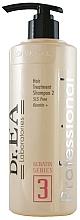 Kup Szampon do włosów bez siarczanów - Dr.EA Keratin Series 3 Hair Treatment Shampoo