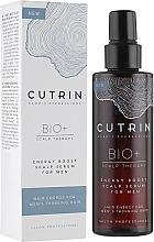 Kup Stymulujące serum do skóry głowy dla mężczyzn - Cutrin Bio+ Energy Boost Scalp Serum For Men