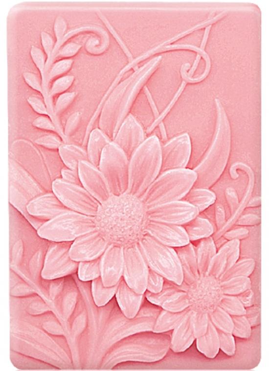 Glicerynowe mydło w kostce Wiosenny aromat - Bulgarian Rose Soap — фото N1