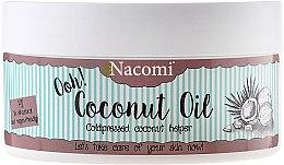 Kup 100% naturalny nierafinowany olej kokosowy - Nacomi Coconut Oil 100% Natural Unrefined
