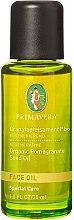 Kup Regenerujący olej z pestek granatu - Primavera Organic Pomegranate Seed Face Oil