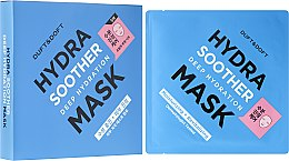 Kup Intensywnie kojąca maska do twarzy w płachcie - Duft & Doft Hydra Soothier Deep Hydration Mask