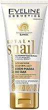 Kup Intensywnie regenerujący krem-maska do rąk - Eveline Cosmetics Royal Snail