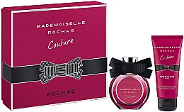 Kup Rochas Mademoiselle Rochas Couture - Zestaw (edp 50 ml + b/milk 100 ml)