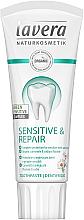 Kup Naprawcza pasta do wrażliwych zębów - Lavera Sensitive & Repair Toothpaste