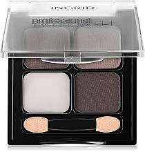 Kup Profesjonalna paletka do stylizacji brwi - Ingrid Cosmetics Professional Eyebrow Set