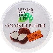 Kup Masło kokosowe do ciała - Sezmar Collection