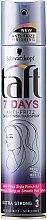 Kup Ekstramocny lakier do włosów - Schwarzkopf Taft 7 Days Anti-Frizz Daily Finish Hair Spray