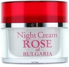 Kup Krem do twarzy na noc z naturalną wodą różaną - BioFresh Rose of Bulgaria Rose Night Cream