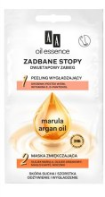 Kup Dwuetapowy zabieg Zadbane stopy - AA Oil Essence Two-Stage Treatment