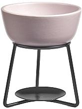 Kup Kominek do wosków - Yankee Candle Grey Lilac Pebble Wax Melt Warmer