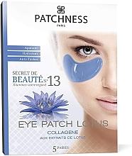 Kup Płatki pod oczy z ekstraktem z lotosu - Patchness Eye Patch Lotus