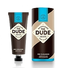 Kup Mydło do twarzy dla mężczyzn - Waterclouds The Dude Pre Cleanser