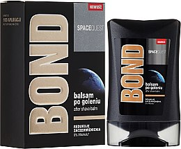 Kup Perfumowany balsam po goleniu - Bond Spacequest After Shave Balm