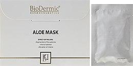 Kup Aloesowa maska na tkaninie do twarzy - BioDermic Aloe Mask