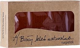 Kup Hipoalergiczne mydło naturalne Nagietek - Biały Jeleń
