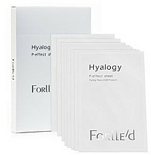 Kup PRZECENA! Żelowe plastry korygujące pod oczy - Forlle'd Hyalogy P-effect Sheet for Eyes*