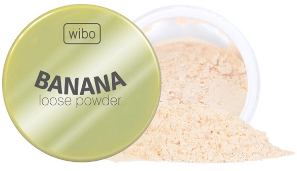 Puder bananowy do twarzy - Wibo Banana Loose Powder