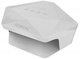 Kup Lampa UV/LED, biała - Semilac Diamant 36W