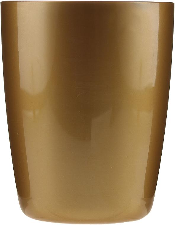 Kubek do łazienki, 9541, złoty - Donegal Bathroom Cup — фото N1