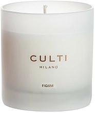 Kup Świeca zapachowa - Culti Milano Fiqum Candle