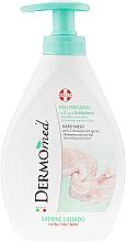 Kup Kremowe mydło w płynie do rąk - Dermomed Sanitizing Liquid Soap
