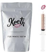 Kup Zestaw wymiennych wkładów do wybielania zębów - Keeth Strawberry Refill Pack