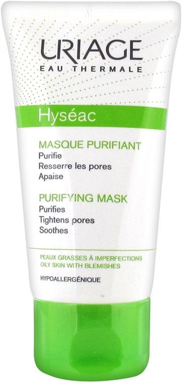 Oczyszczająca maska do twarzy - Uriage Hyséac Purifying Mask — фото N1