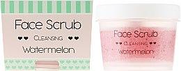 Kup Oczyszczający peeling do twarzy i ust Arbuz - Nacomi Moisturizing Face&Lip Scrub Watermelon