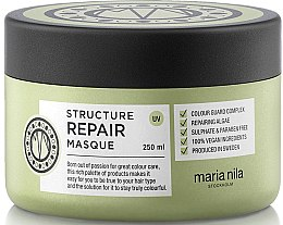 Kup Maska do włosów suchych i zniszczonych - Maria Nila Structure Repair Masque