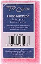 Kup Pumeks syntetyczny 71034, różowy - Top Choice