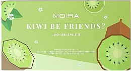 Kup Paleta cieni do powiek - Moira Kiwi Be Friends? Pressed Pigments Palette