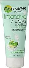 Kup Krem do rąk Nawilżenie 7 dni - Garnier 7 Days Hydration Moisturizing Hand Cream