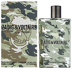 Kup Zadig & Voltaire This Is Him! No Rules Capsule Collection 2019 - Woda toaletowa