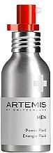 Kup Fluid do twarzy - Artemis of Switzerland Men Power Fluid SPF 15