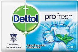 Kup Mydło antybakteryjne w kostce - Dettol Anti-bacterial Cool Bar Soap