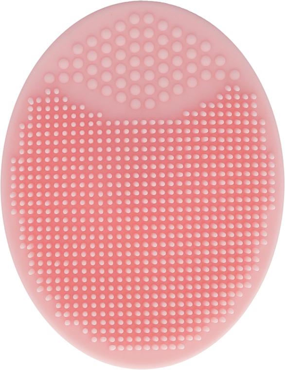Silikonowa szczoteczka do mycia twarzy, 30628 - Top Choice