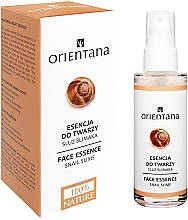 Kup Biomaska-esencja do twarzy Śluz ślimaka - Orientana Bio Essence-Mask Snail Secretion Filtrate