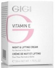 Kup Nocny krem liftingujący - Gigi Vitamin E Night & Lifting Cream