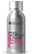Kup Płyn akrylowy do paznokci - Silcare Nail Acrylic Liquid Comfort Shot Action