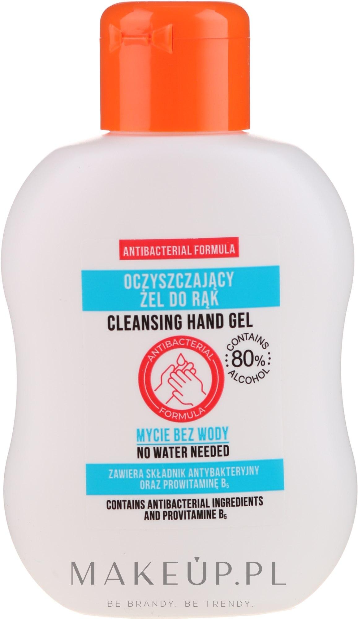 Oczyszczający żel do rąk - TSR Antibacterial Cleansing Hand Gel — фото 100 ml