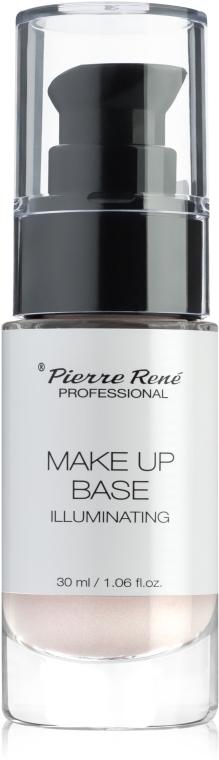 Rozświetlająca baza pod makijaż - Pierre René Make Up Base Illuminating