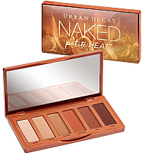 Kup Paleta cieni do powiek - Urban Decay Naked Petite Heat Eyeshadow Palette