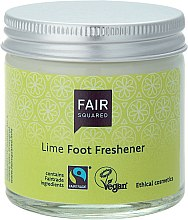 Kup Odświeżacz do stóp, Limonka - Fair Squared Lime Foot Freshener
