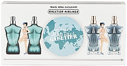 Kup Jean Paul Gaultier Mini Set - Zestaw (edt 2 x 7 ml + edp 2 x 7 ml)
